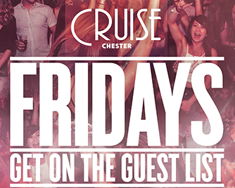 Friday get on the guest list blog thumbnail