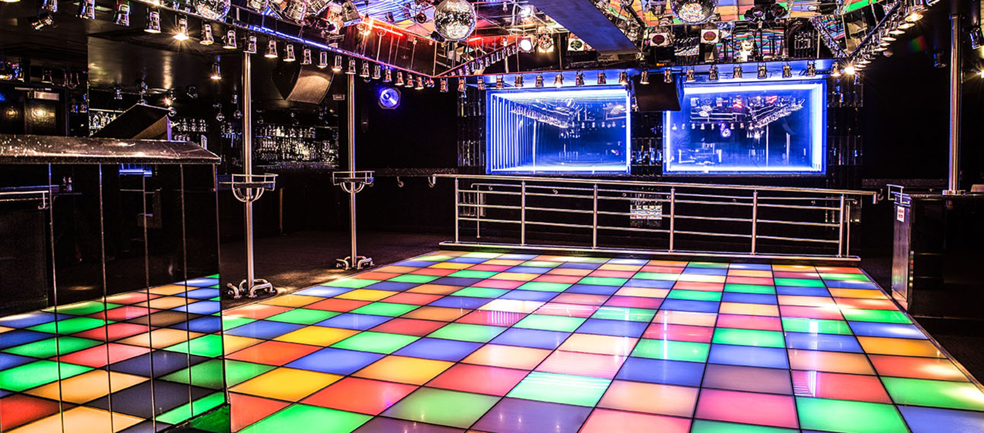 Manhattan Disco room